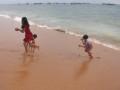 Plaża.