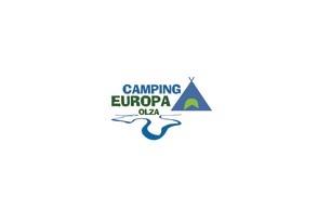 "fot. Pole namiotowe ""Camping Europa Olza"""