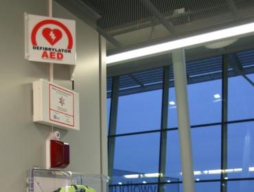 fot. Lotnisko Chopina w Warszawie