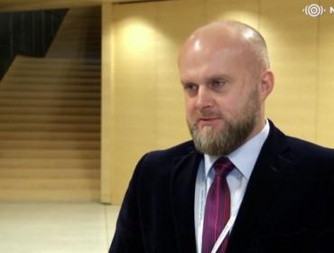 dr Krzysztof Łanda - wiceminister zdrowia